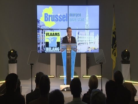 Brusselcongres - Toespraak Gerolf Annemans